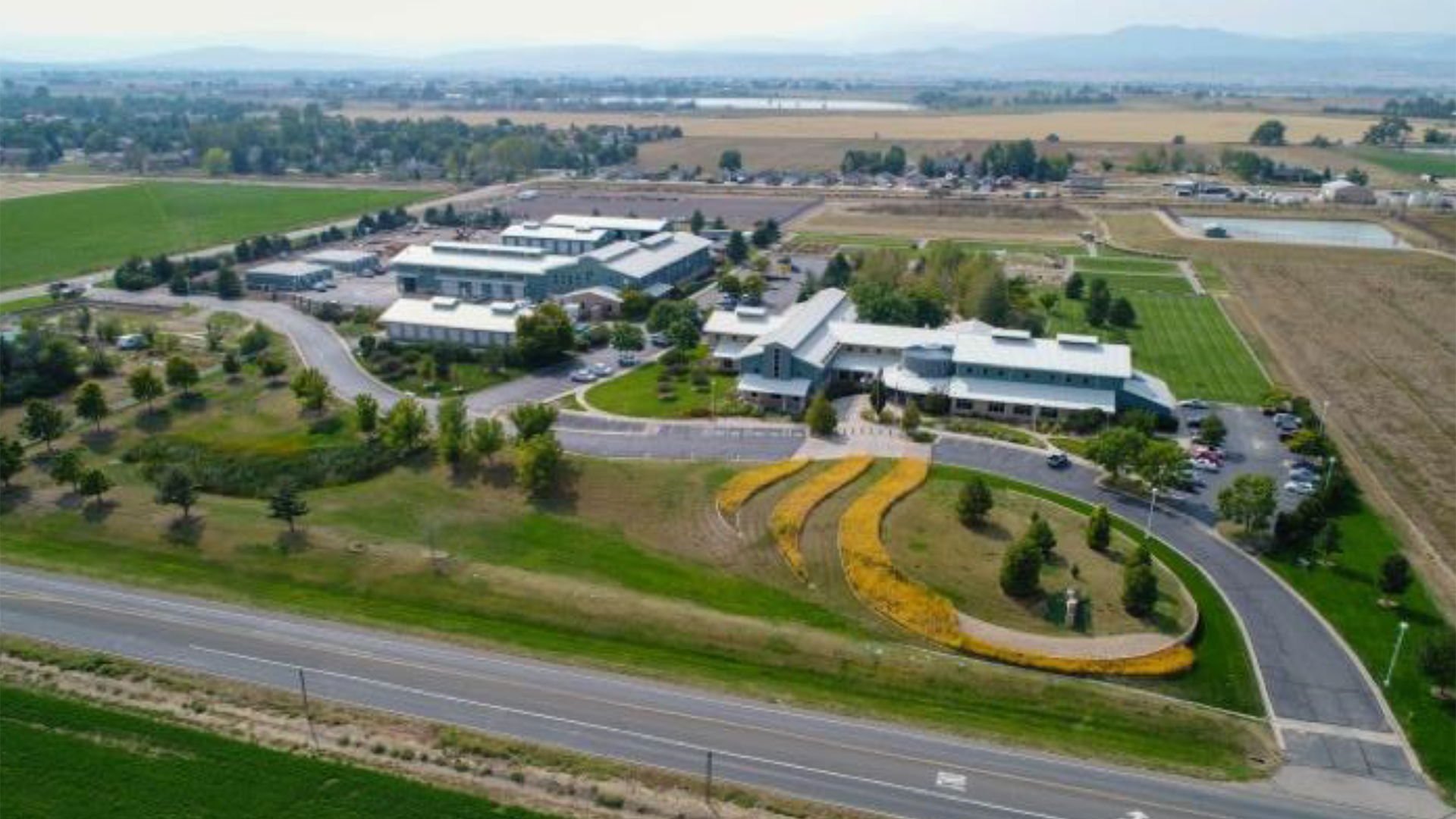 Northern Water's Berthoud headquarters campus